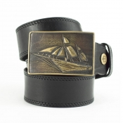 Ремень YACHT BELT GOLD