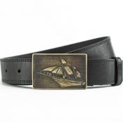 ремень yacht belt gold