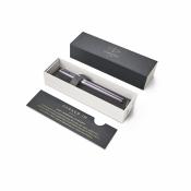 ручка роллер parker im premium dark violet ct