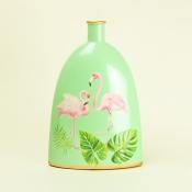 Ваза Фламинго декоративная настольная 32*21см