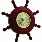 Часы настенные Штурвал 8 ручек 35см