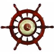 Часы настенные Штурвал 6 ручек 70см