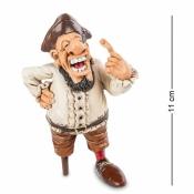 Фигурка пирата Одноногий Кортес