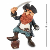 Фигурка пирата Рыжая борода