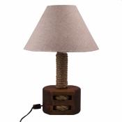 Лампа настольная Шкив
