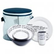 Набор посуды SEA 12 предметов на 4 персоны