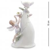Колокольчик Фея с анемонами (Pavone)