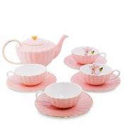 Чайный сервиз Согно Росса на 4 персоны (Pavone)