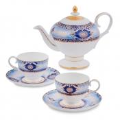 Чайный набор Флоренция на 2 персоны с чайником (Pavone)