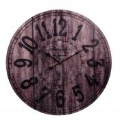 Часы настенные Деревянная доска 60см