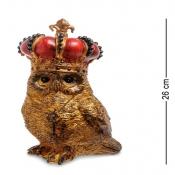 Сова в короне 26см