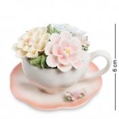 композиция чаша весенние цветы (pavone)