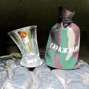 Пьяная рюмка Гаражная