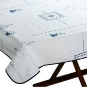 Скатерть COLUMBUS  с тефлоновым покрытием 115*100см (MARINE BUSINESS)