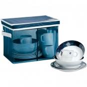 Набор посуды NORTHWIND 24 предмета на 6 персон