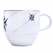 Чайные чашки с блюдцами NORTHWIND, набор 6шт