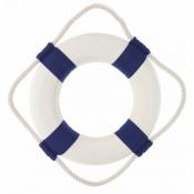 спасательный круг синий 20см