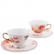 Чайный набор Изола-Белла на 2 персоны (Pavone)