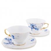 Чайный набор Фиор де Парадис на 2 персоны (Pavone)