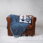 подушка морская 35*35см