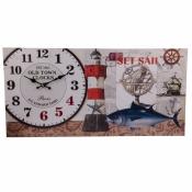 Часы настенные Морские 29*59см