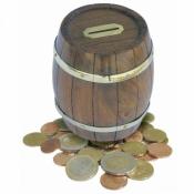 Копилка для денег бочка