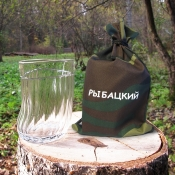 Пьяный стакан Рыбацкий