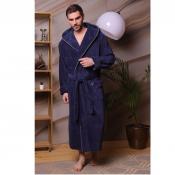 Мужской халат из бамбука Zevs 2XL