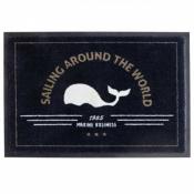 Антискользящий коврик Whale 70*50 см