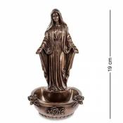 Статуэтка-панно Матерь Божья с купелью