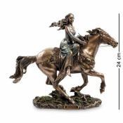 Статуэтка Рианнон - богиня лошадей