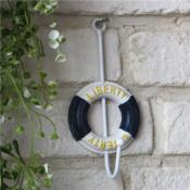 Вешалка декоративная спасательный круг