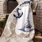 Плед Marine Lovers 160*220см