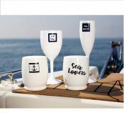 Бокалы для вина Sea Lovers 6шт
