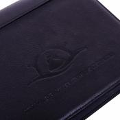 Папка для морских документов Compact черная